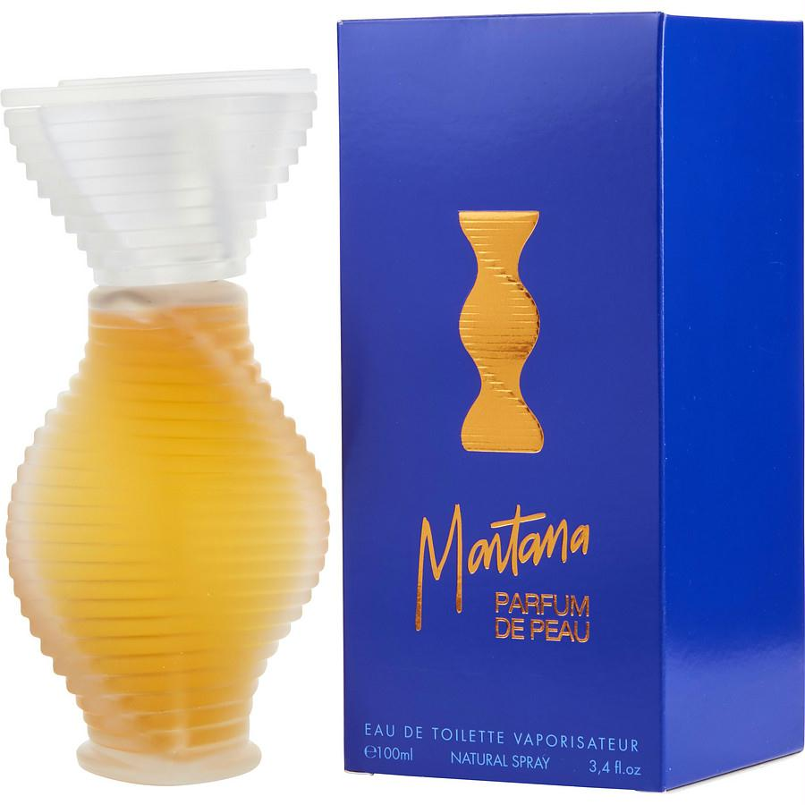 Montana By Montana Edt Spray 3.4 Oz