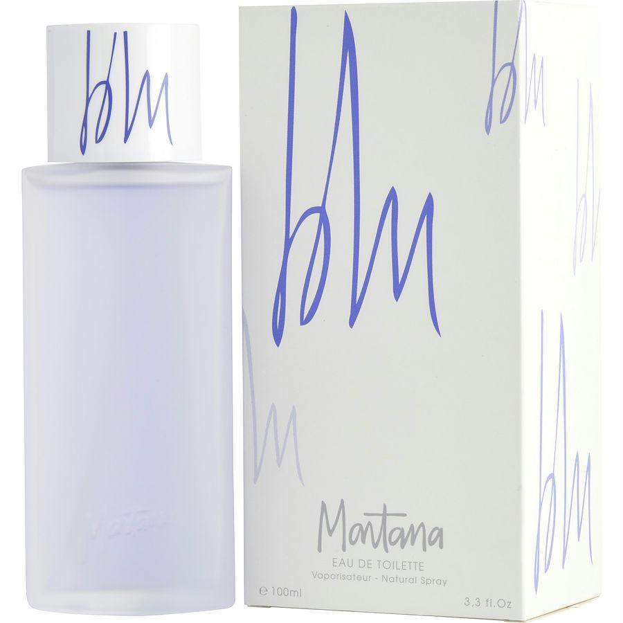 Montana Blu By Montana Edt Spray 3.3 Oz