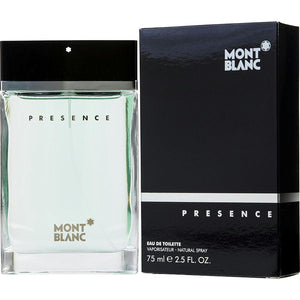 Mont Blanc Presence By Mont Blanc Edt Spray 2.5 Oz