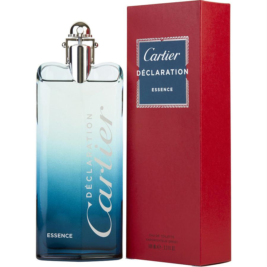 Declaration Essence By Cartier Edt Spray 3.3 Oz