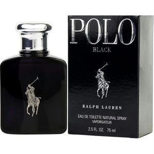 Polo Black By Ralph Lauren Edt Spray 2.5 Oz