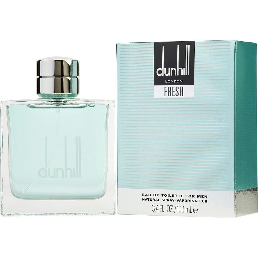 Dunhill Fresh By Alfred Dunhill Edt Spray 3.4 Oz