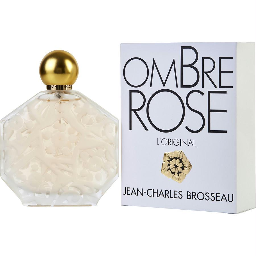 Ombre Rose By Jean Charles Brosseau Edt Spray 3.4 Oz