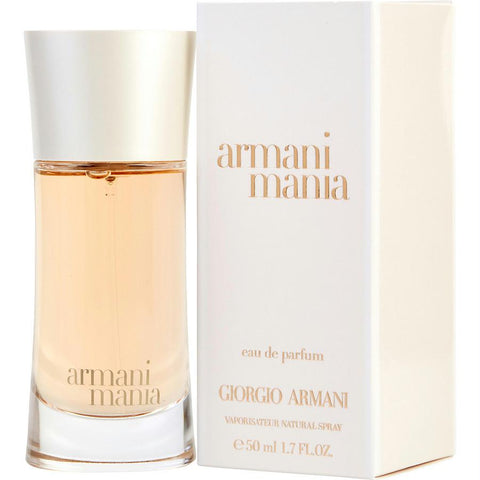 Armani Mania By Giorgio Armani Eau De Parfum Spray 1.7 Oz (white Box)