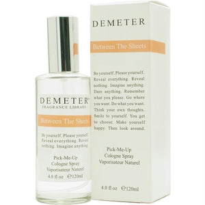 Demeter By Demeter Between The Sheets Cologne Spray 4 Oz