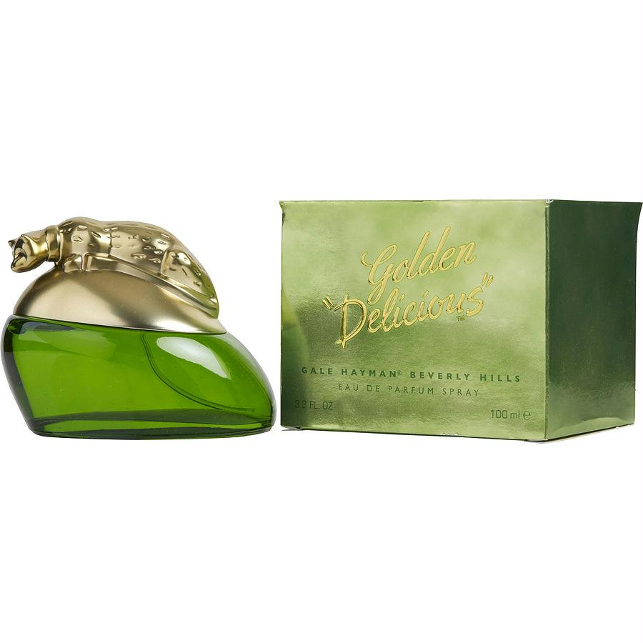 Golden Delicious By Gale Hayman Eau De Parfum Spray 3.3 Oz