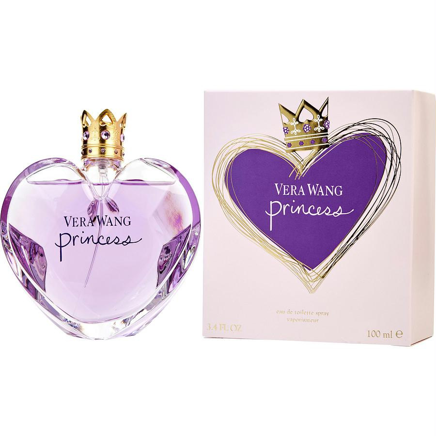 Vera Wang Princess By Vera Wang Edt Spray 3.4 Oz