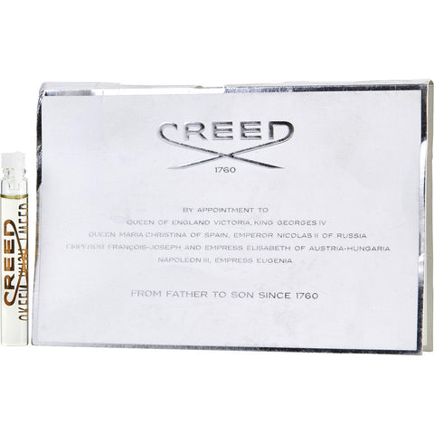Creed Green Irish Tweed By Creed Eau De Parfum Vial On Card