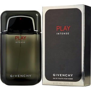Play Intense By Givenchy Edt Spray 3.3 Oz