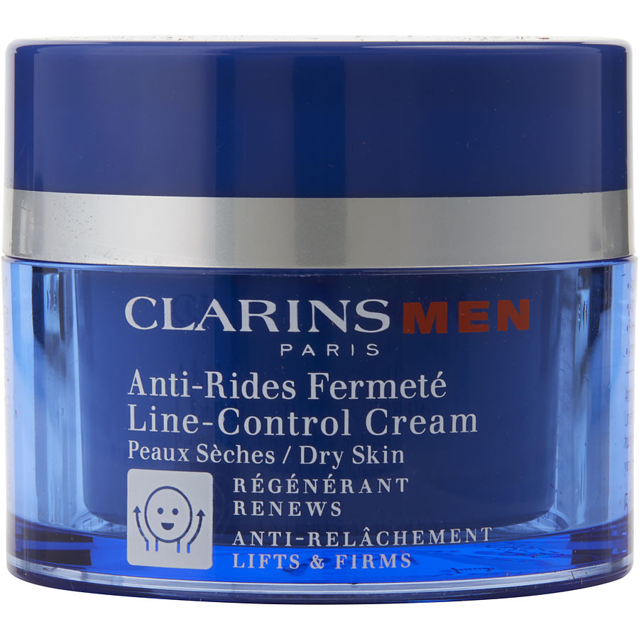 Men Line Control Cream (jar)--50ml-1.7oz (packaging May Vary)