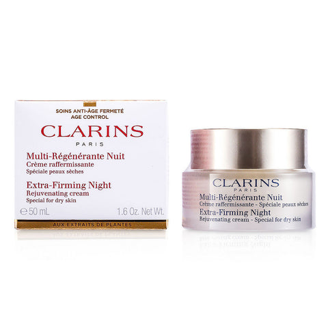 New Extra-firming Night Rejuvenating Cream - Special For Dry Skin --50ml-1.6oz