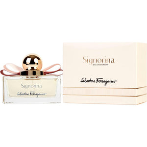 Signorina By Salvatore Ferragamo Eau De Parfum Spray 1.7 Oz