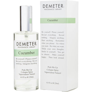 Demeter By Demeter Cucumber Cologne Spray 4 Oz