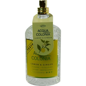 4711 Acqua Colonia By 4711 Lemon & Ginger Eau De Cologne Spray 5.7 Oz *tester