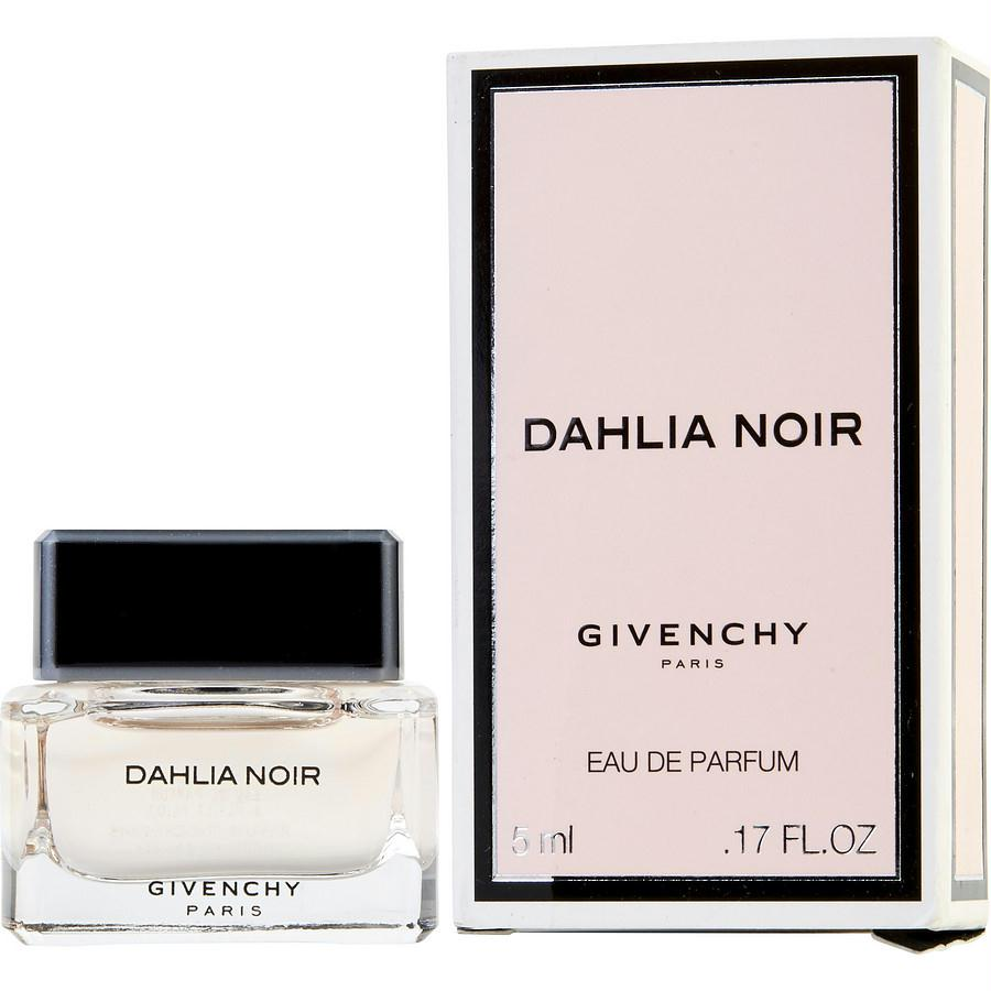 Givenchy Dahlia Noir By Givenchy Eau De Parfum .17 Oz Mini
