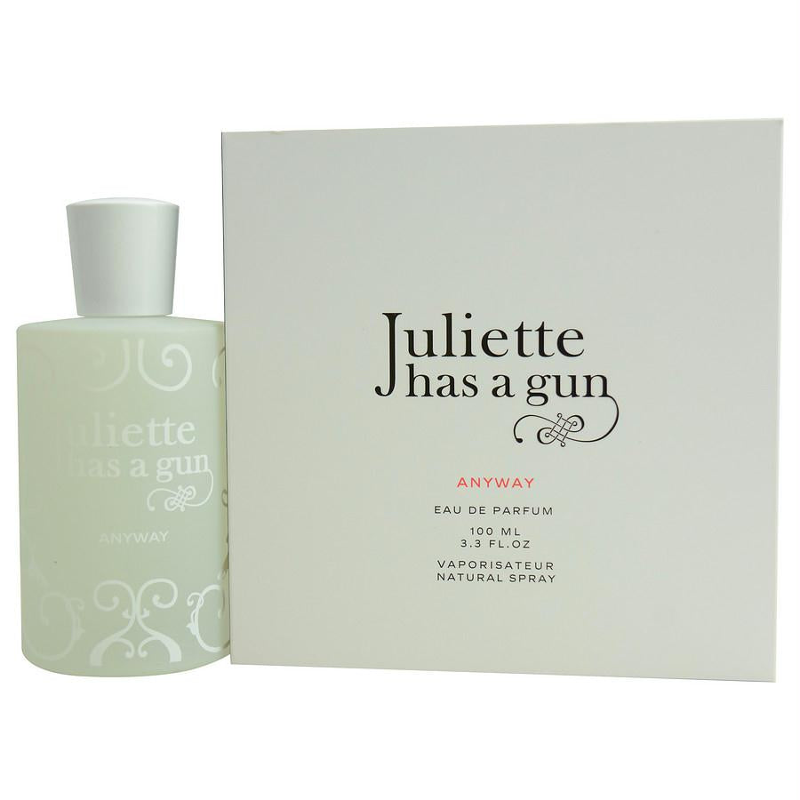 Anyway By Juliette Has A Gun Eau De Parfum Spray 3.3 Oz
