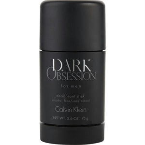 Dark Obsession By Calvin Klein Deodorant Stick Alcohol Free 2.6 Oz