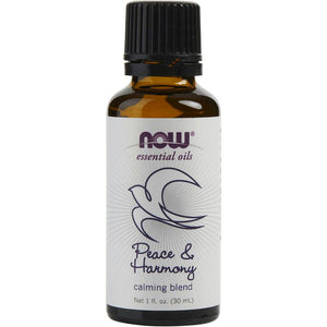 Essential Oils Now Peace & Harmony Oil 1 Oz By Now Essential Oils