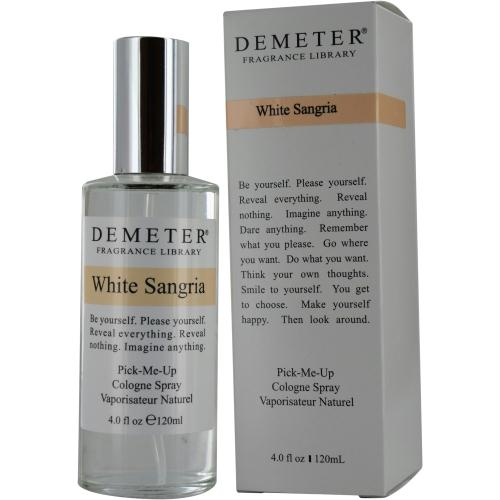 Demeter By Demeter White Sangria Cologne Spray 4 Oz