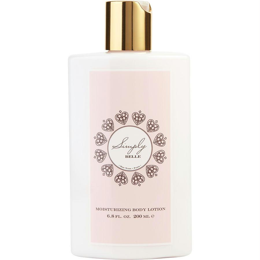 Simply Belle By Exceptional Parfums Moisturizing Body Lotion 6.8 Oz