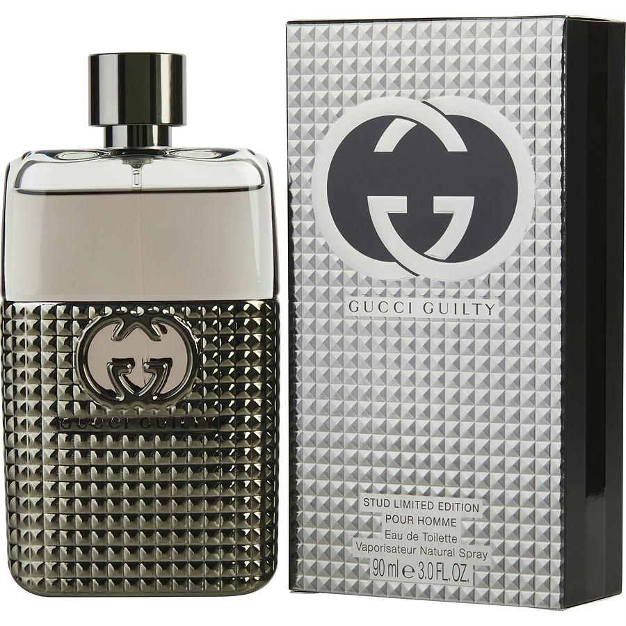 Gucci Guilty Stud By Gucci Edt Spray 3 Oz (limited Edition)