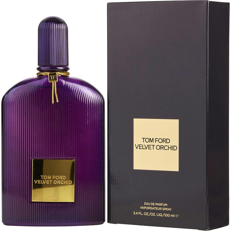 Tom Ford Velvet Orchid By Tom Ford Eau De Parfum Spray 3.4 Oz
