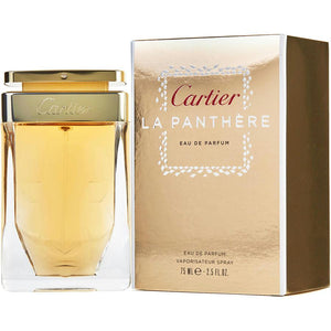 Cartier La Panthere By Cartier Eau De Parfum Spray 2.5 Oz
