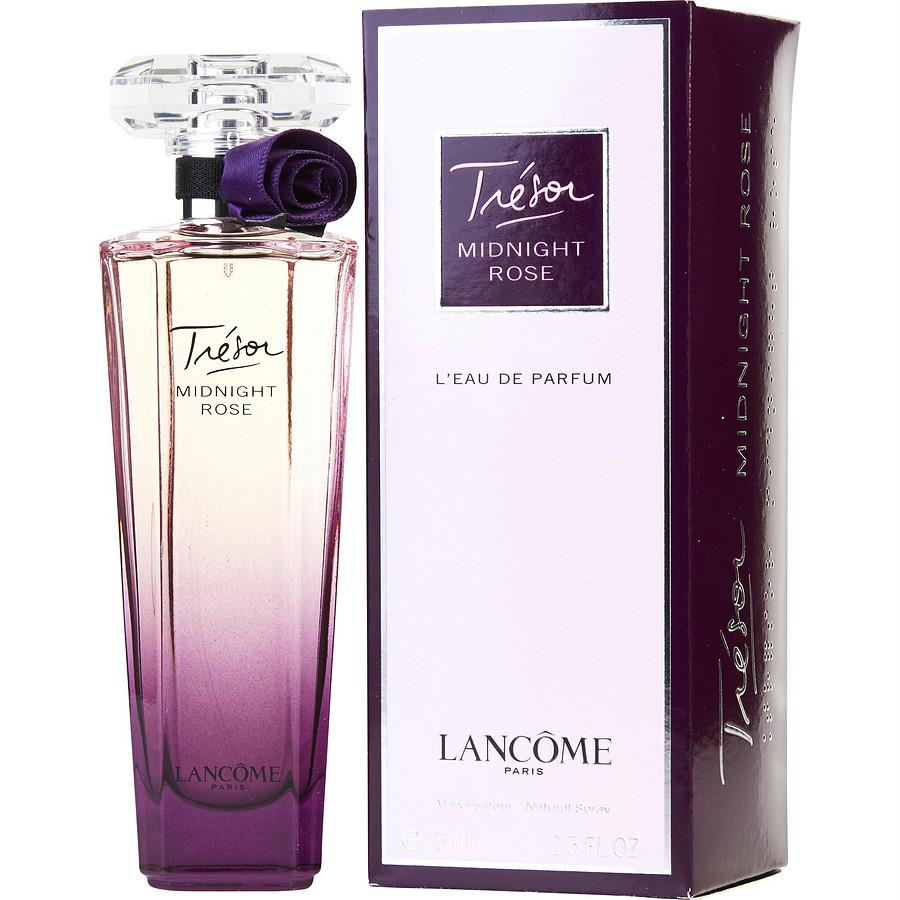 Tresor Midnight Rose By Lancome Eau De Parfum Spray 2.5 Oz (new Packaging)