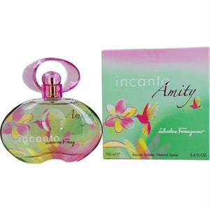 Incanto Amity By Salvatore Ferragamo Edt Spray 3.4 Oz