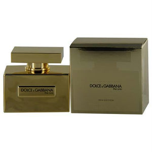 The One By Dolce & Gabbana Eau De Parfum Spray 2.5 Oz (2014 Limited Edition Gold Bottle)