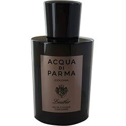 Acqua Di Parma By Acqua Di Parma Leather Cologne Concentrate Spray 3.4 Oz *tester