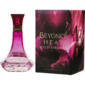 Beyonce Heat Wild Orchid By Beyonce Eau De Parfum Spray 3.4 Oz