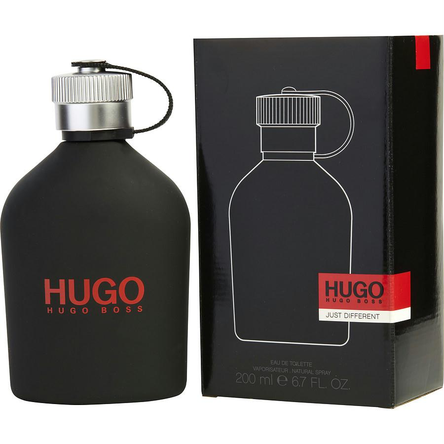Hugo Just Different By Hugo Boss Edt Spray 6.7 Oz