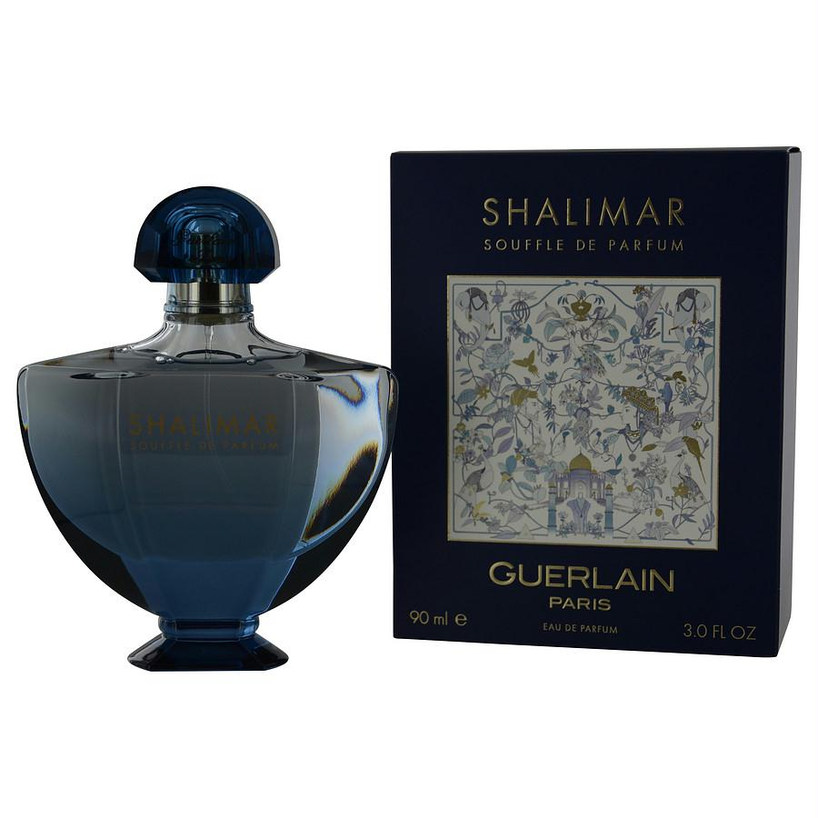 Shalimar Souffle De Parfum By Guerlain Eau De Parfum Spray 3 Oz (2014 Limited Edition)