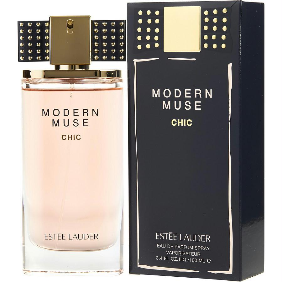 Modern Muse Chic By Estee Lauder Eau De Parfum Spray 3.4 Oz