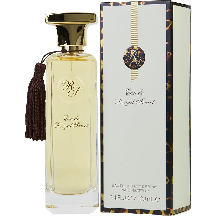 Eau De Royal Secret By Five Star Fragrances Edt Spray 3.4 Oz