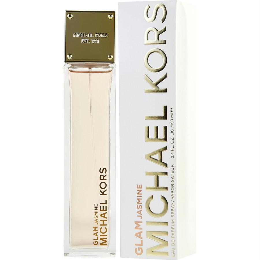 Michael Kors Glam Jasmine By Michael Kors Eau De Parfum Spray 3.4 Oz