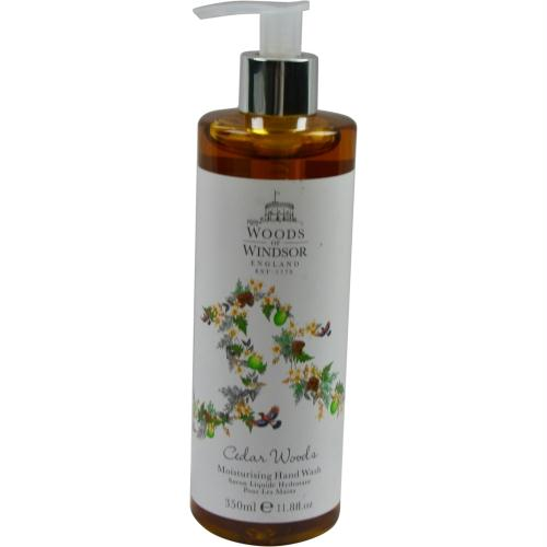 Woods Of Windsor Cedar Woods By Woods Of Windsor Moisturizing Hand Wash 11.8 Oz