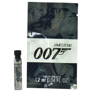 James Bond 007 By James Bond Edt Vial
