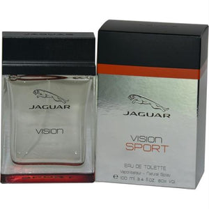 Jaguar Vision Sport By Jaguar Edt Spray 3.4 Oz