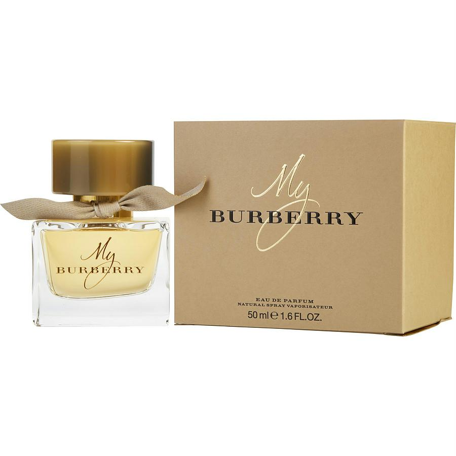 My Burberry By Burberry Eau De Parfum Spray 1.6 Oz