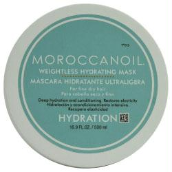 Weightless Hydrating Mask For Fine Dry Hair 16.9 Oz