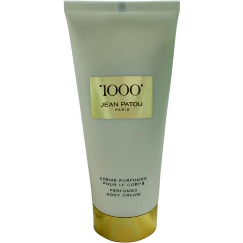 Jean Patou 1000 By Jean Patou Body Cream 6.7 Oz