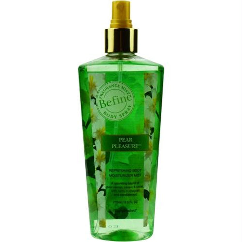 Pear Pleasure Body Mist Spray --270ml-9oz