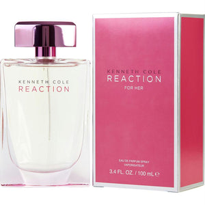 Kenneth Cole Reaction By Kenneth Cole Eau De Parfum Spray 3.4 Oz (new Packaging)