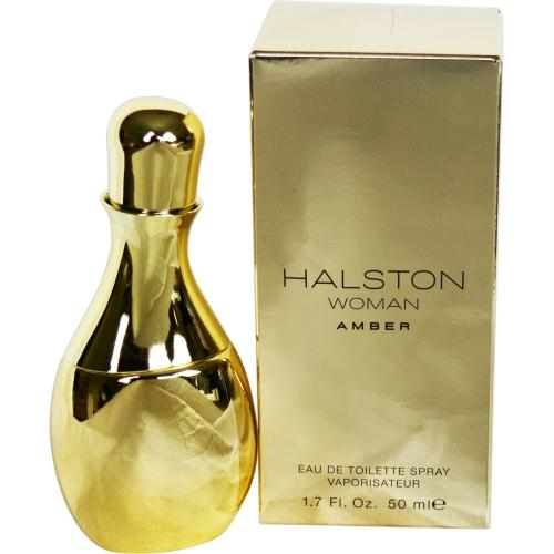 Halston Woman Amber By Halston Edt Spray 1.7 Oz