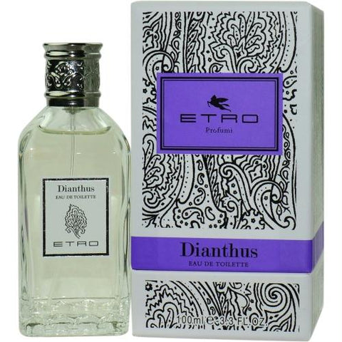 Dianthus Etro By Etro Edt Spray 3.3 Oz (new Packaging)