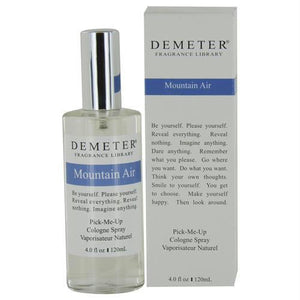 Demeter By Demeter Mountain Air Cologne Spray 4 Oz