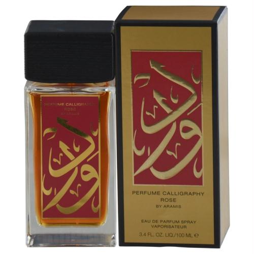 Aramis Calligraphy Rose By Aramis Eau De Parfum Spray 3.4 Oz