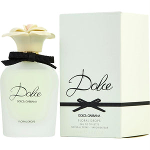 Dolce Floral Drops By Dolce & Gabbana Edt Spray 1.6 Oz